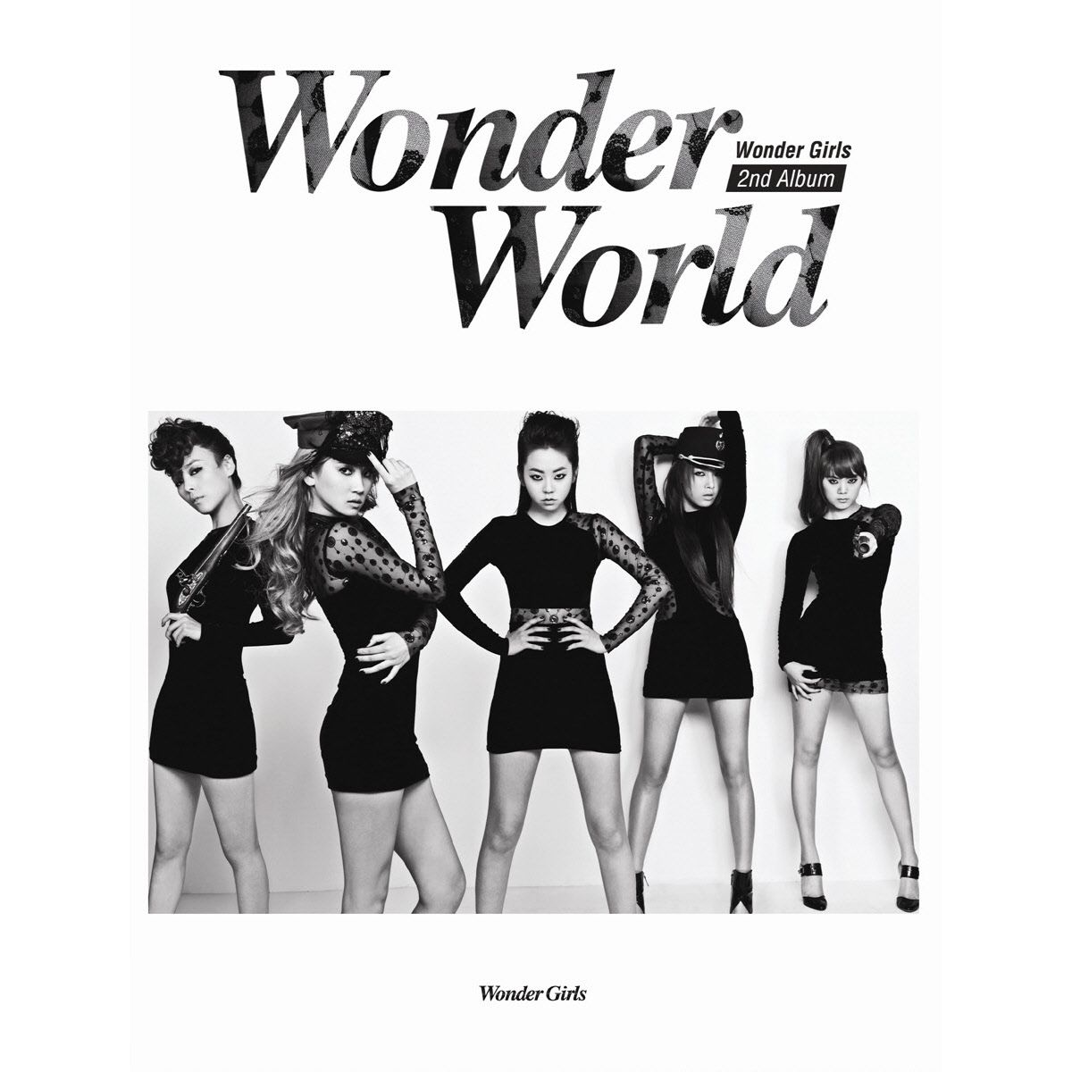 Wonder Girls - Wonder World cover
