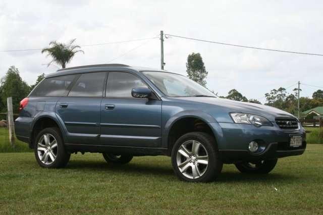 Ausubaru Lifts 04 05 Outback Gen4 Woohoo Subaru