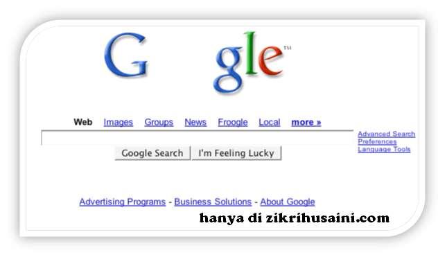 google, google.com, google logo, google inc, google magic, google OO, cara untuk hilangkan OO dalam magik google