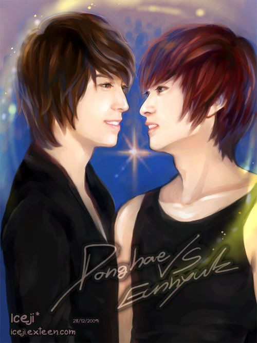 [Mp3] EunHyuk + DongHae   I Wanna Love You (on Super Show 3)